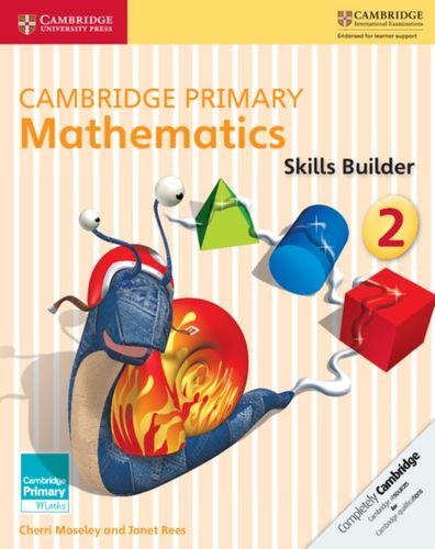 9781316509142 Cambridge Primary Mathematics Skills Builder 2