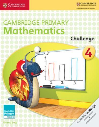 9781316509234 Cambridge Primary Mathematics Challenge 4