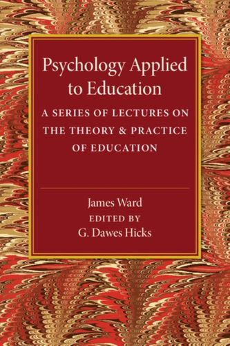 9781316603659 Psychology Applied to Education
