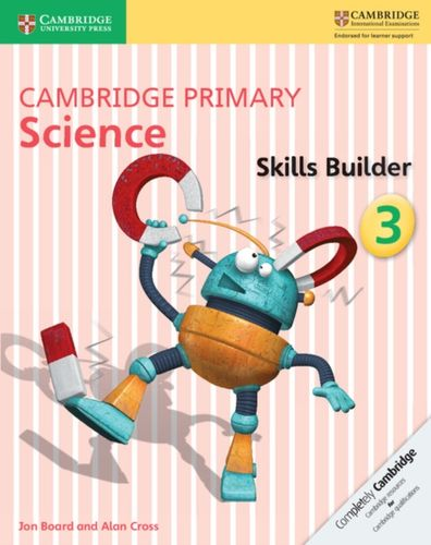 9781316611029 Cambridge Primary Science Skills Builder 3