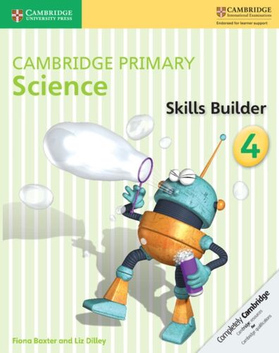9781316611043 Cambridge Primary Science Skills Builder 4