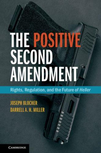 9781316611289 Positive Second Amendment
