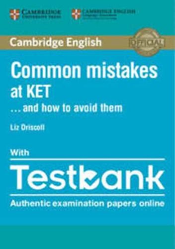 9781316636176 Common Mistakes at KET... and How to Avoid Them Paperback with Testbank
