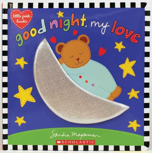 9781338110937 Good Night, My Love