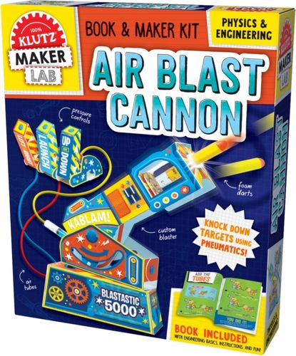 9781338271249 Air Blast Cannon