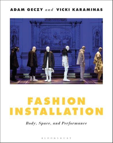 9781350032521 Fashion Installation