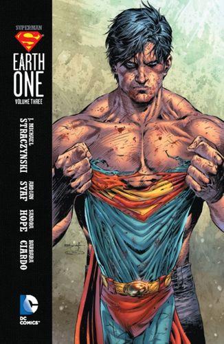 9781401259099 Superman Earth One Vol. 3