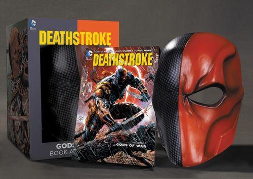 9781401259983 Deathstroke Vol. 1 Book & Mask Set