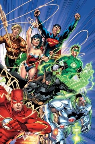 9781401274375 Absolute Justice League Origin
