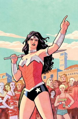 9781401277499 Absolute Wonder Woman by Brian Azzarello and Cliff Chiang Volume 2