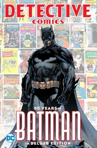 9781401285388 Detective Comics: 80 Years of Batman
