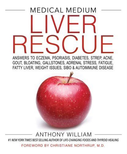 9781401954406 Medical Medium Liver Rescue