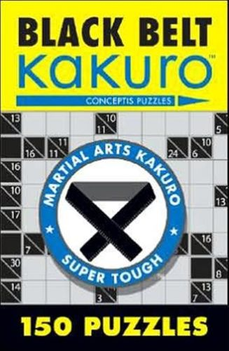 9781402739361 Black Belt Kakuro