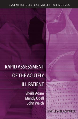 9781405169936 Rapid Assessment of the Acutely Ill Patient