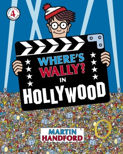 9781406305883 Where's Wally? In Hollywood