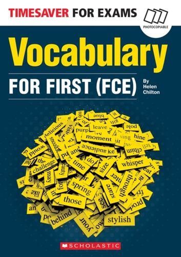 9781407186993 Vocabulary for First (FCE)