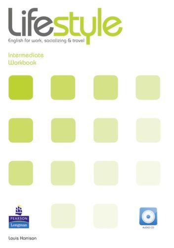 9781408237168 Lifestyle Intermediate Workbook and Workbook CD Pack