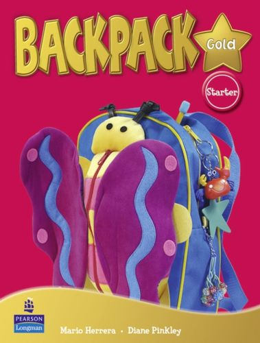 9781408243695 Backpack Gold Starter Student Book New Edition