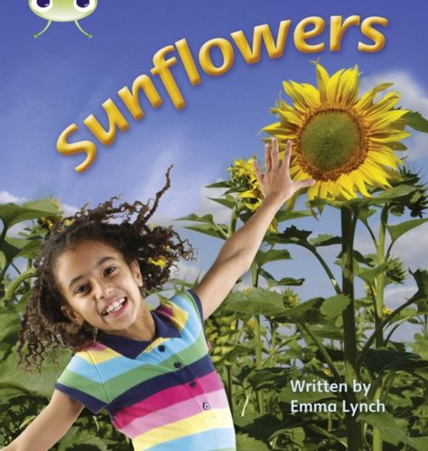 9781408260906 Bug Club Phonics Bug Non-fiction Set 20 Sunflowers