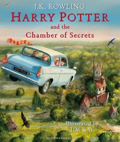 9781408845653 Harry Potter and the Chamber of Secrets