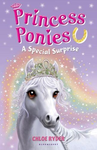 9781408854198 Princess Ponies 7: A Special Surprise