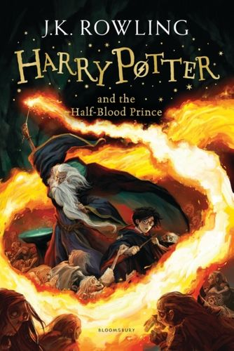 9781408855706 Harry Potter and the Half-Blood Prince