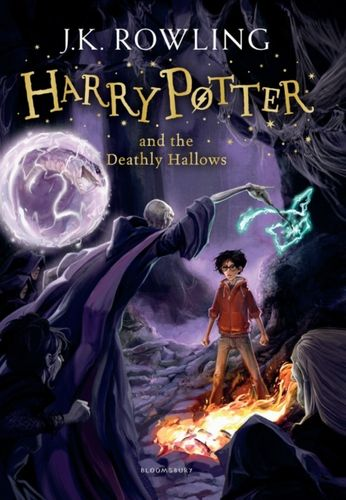 9781408855713 Harry Potter and the Deathly Hallows