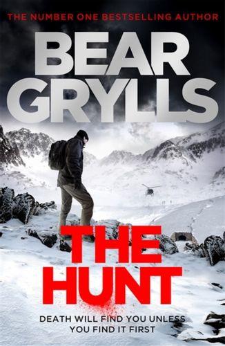 9781409156918 Bear Grylls: The Hunt