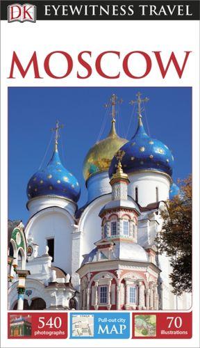 9781409370055 DK Eyewitness Moscow