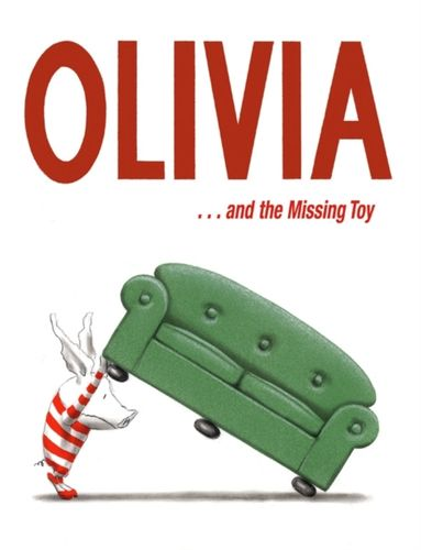 9781416917441 Olivia . . . and the Missing Toy