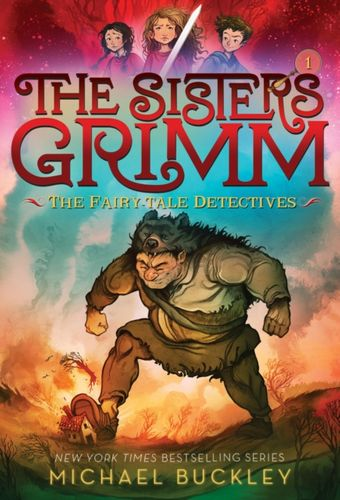 9781419720055 Sisters Grimm: Book One: The Fairy-Tale Detectives (10th anniversary reissue)