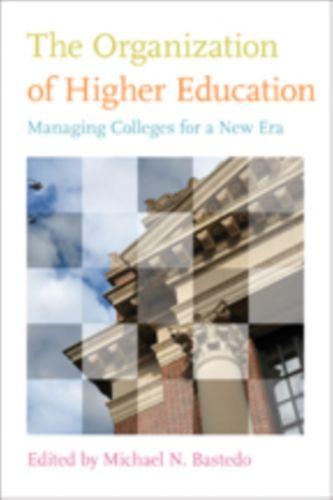 9781421404486 Organization of Higher Education