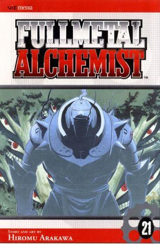 9781421532325 Fullmetal Alchemist, Vol. 21