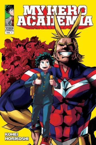 9781421582696 My Hero Academia, Vol. 1