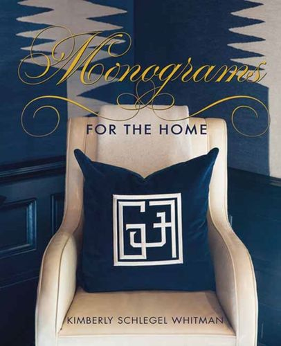9781423640172 Monograms for the Home