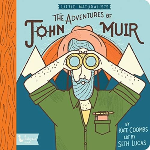 9781423651505 Adventures of John Muir, The: Little Naturalists