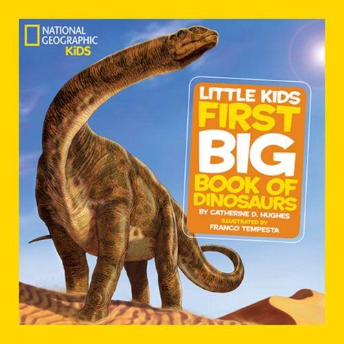 9781426308468 Little Kids First Big Book of Dinosaurs