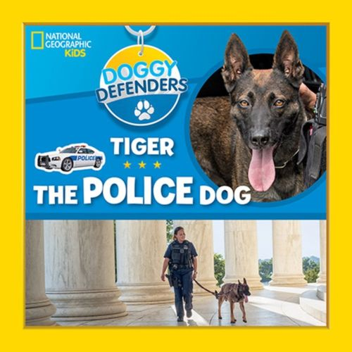 9781426332975 Tiger the Police Dog