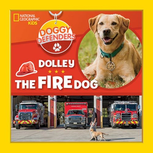 9781426332999 Dolley the Fire Dog
