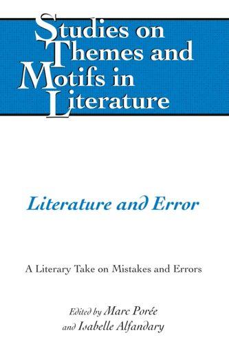 9781433136993 Literature and Error