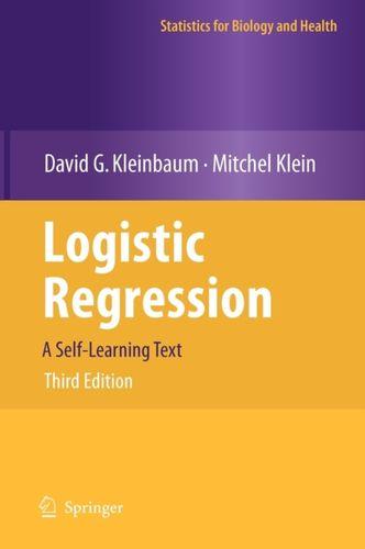 9781441917416 Logistic Regression