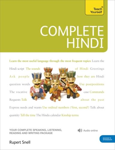 9781444106831 Complete Hindi Beginner to Intermediate Course