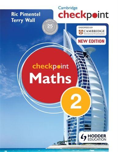 9781444143973 Cambridge Checkpoint Maths Student's Book 2