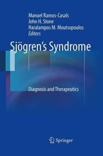 9781447171461 Sjoegren's Syndrome