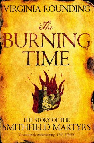 9781447241089 Burning Time