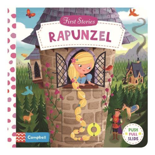 9781447295693 Rapunzel