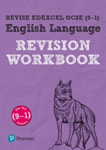 9781447987895 Revise Edexcel GCSE (9-1) English Language Revision Workbook
