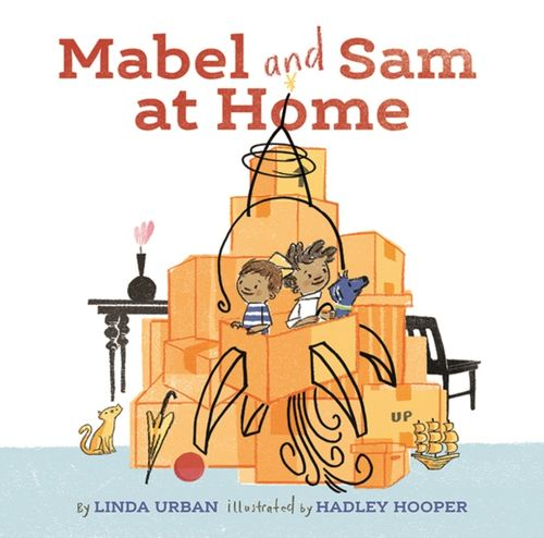 9781452139968 Mabel and Sam at Home