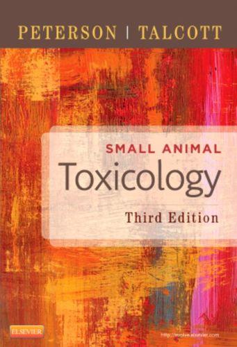 9781455707171 Small Animal Toxicology