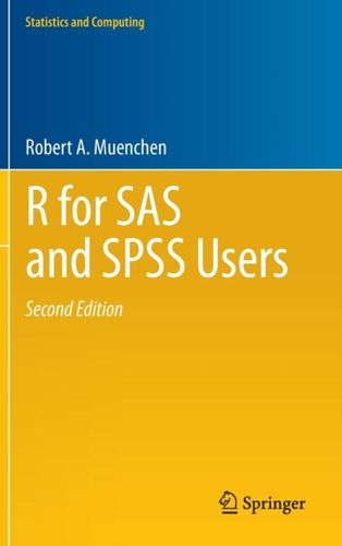 9781461406846 R for SAS and SPSS Users